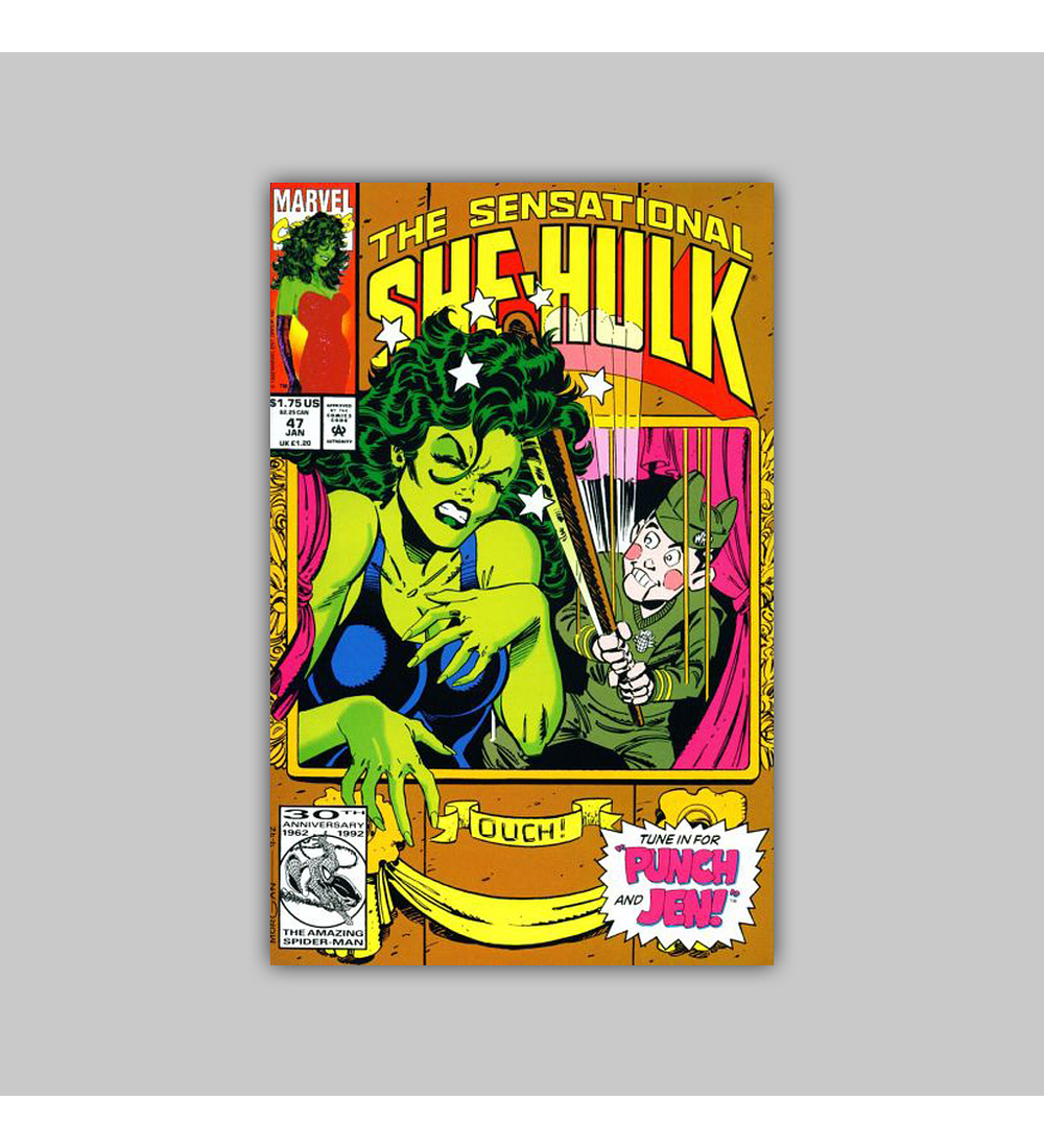 Sensational She-Hulk 47 1993