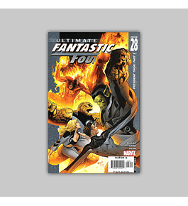 Ultimate Fantastic Four 28 2006