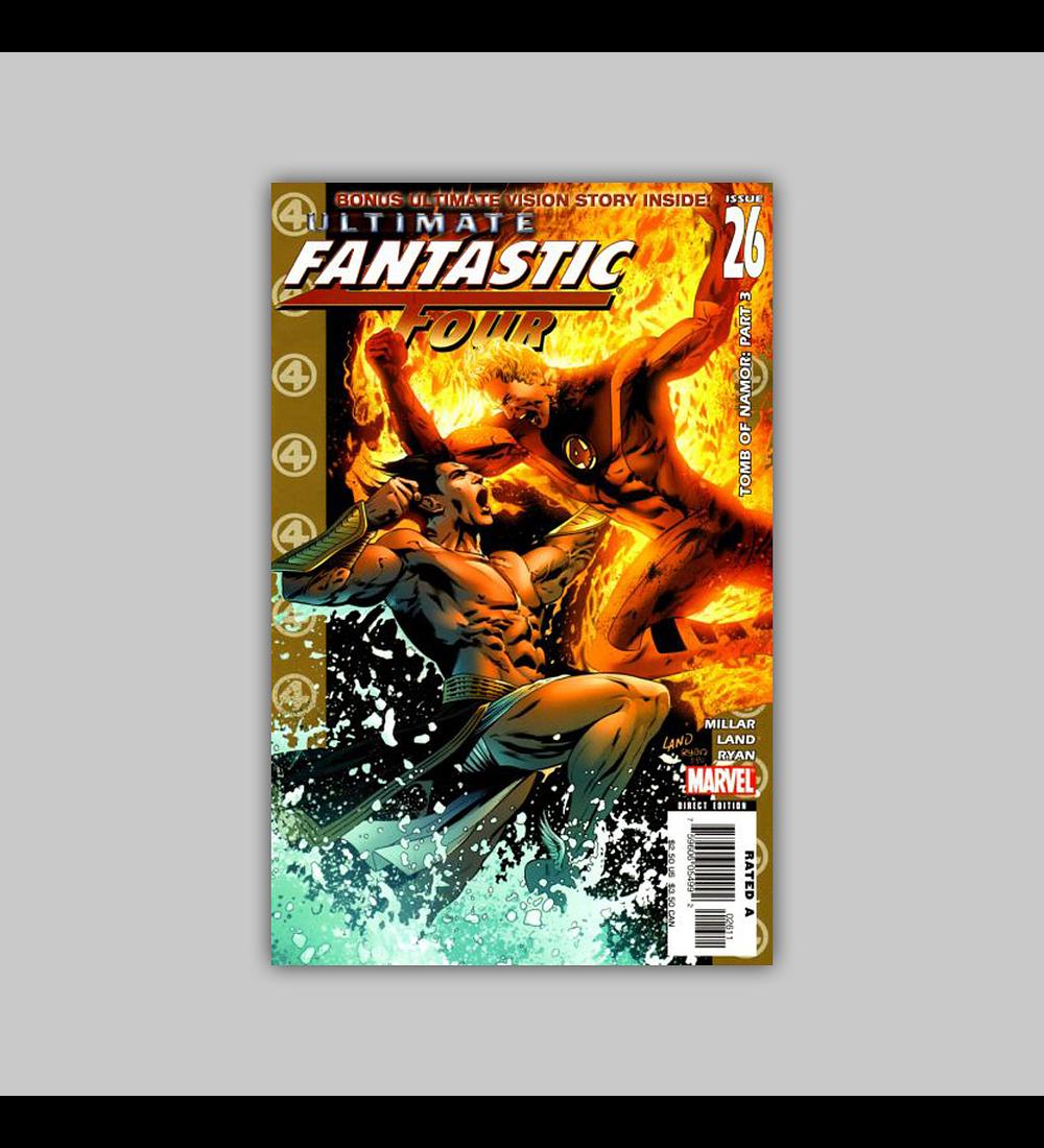 Ultimate Fantastic Four 26 2006