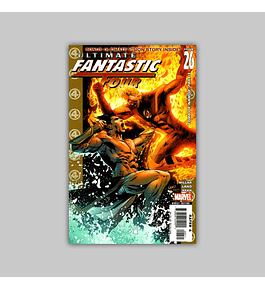 Ultimate Fantastic Four 26 2006