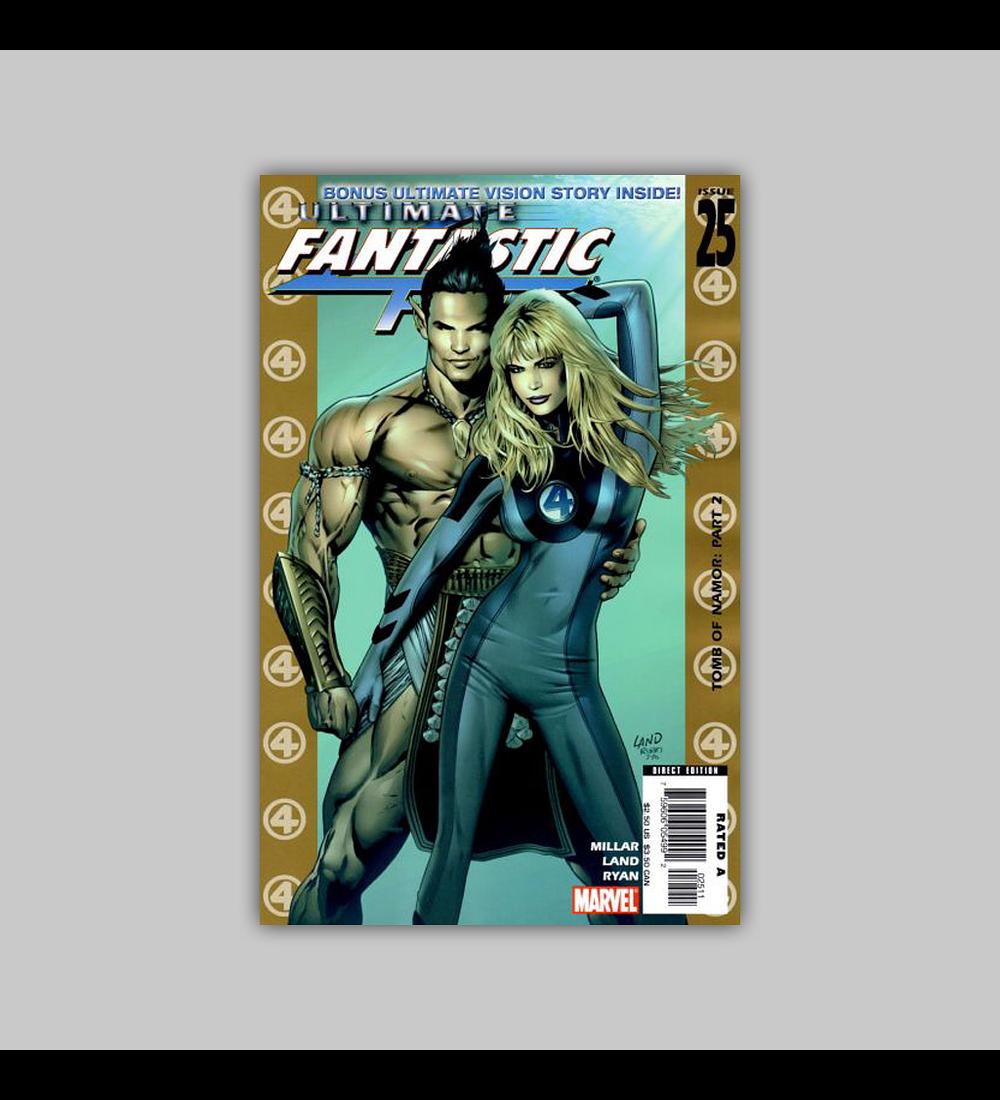 Ultimate Fantastic Four 25 2006