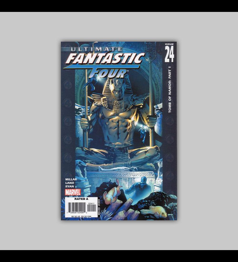 Ultimate Fantastic Four 24 2005