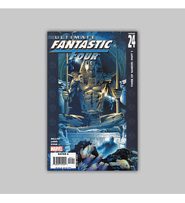 Ultimate Fantastic Four 24 2005