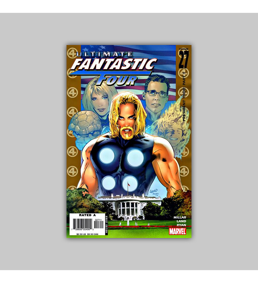 Ultimate Fantastic Four 27 2006