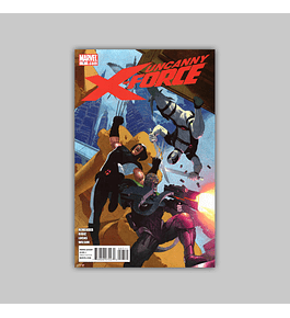 Uncanny X-Force 7 2011