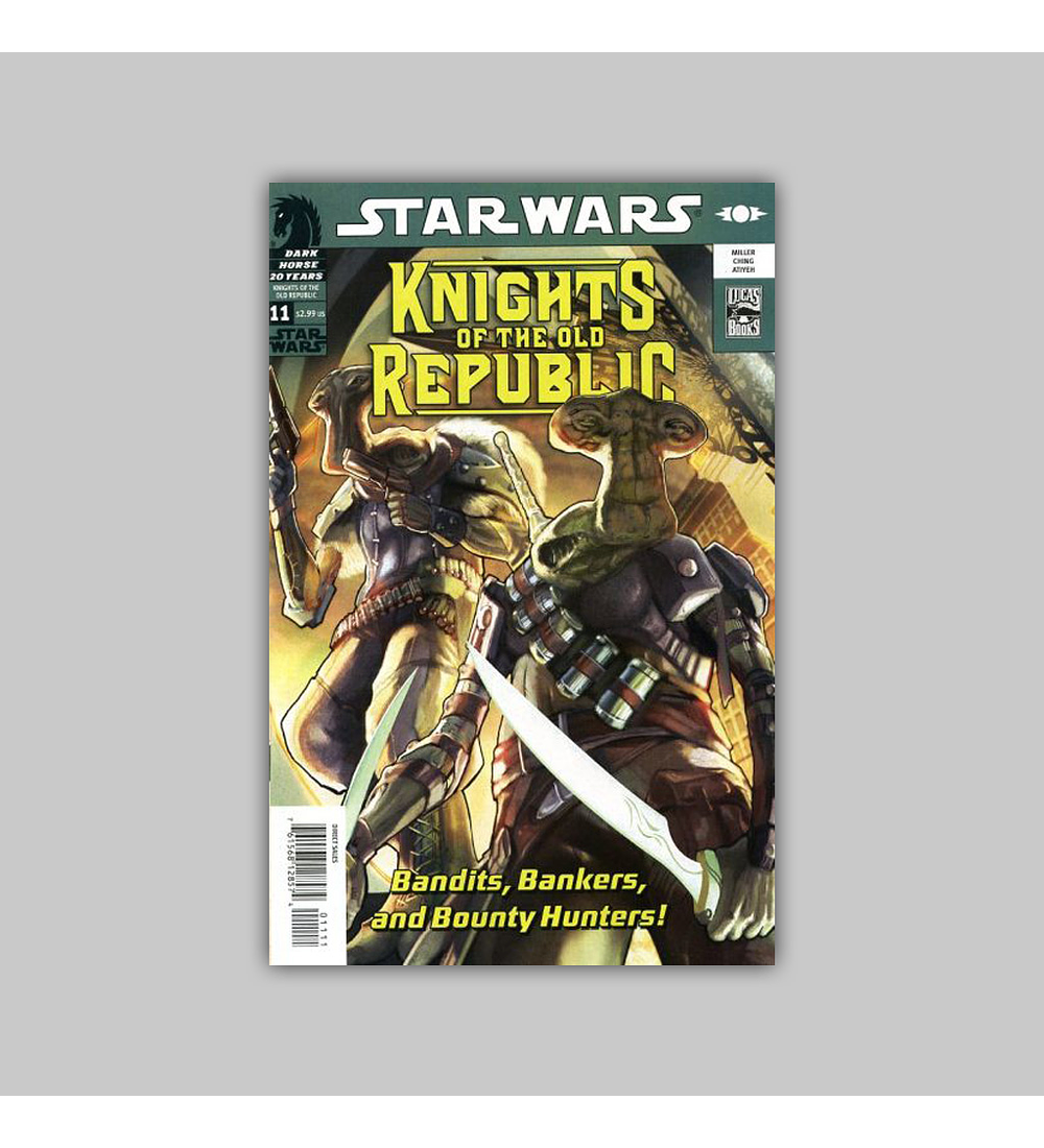 Star Wars: Knights of the Old Republic 11 2006