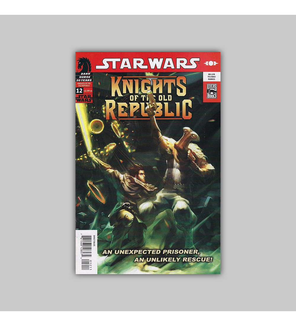 Star Wars: Knights of the Old Republic 12 2006