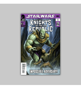 Star Wars: Knights of the Old Republic 41 2009