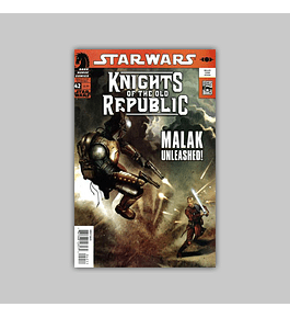 Star Wars: Knights of the Old Republic 42 2009