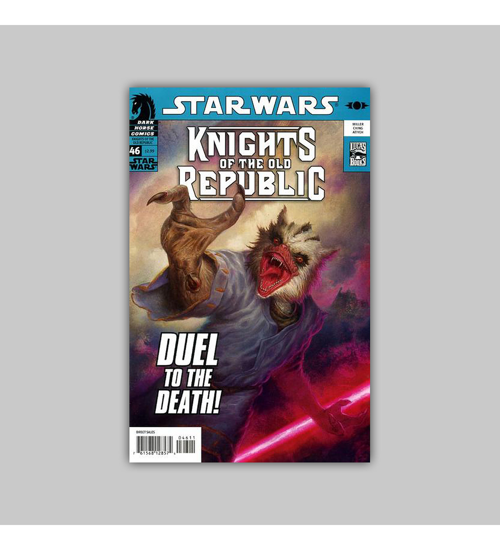 Star Wars: Knights of the Old Republic 46 2009