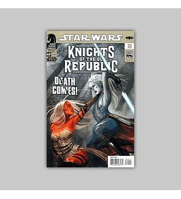Star Wars: Knights of the Old Republic 49 2010