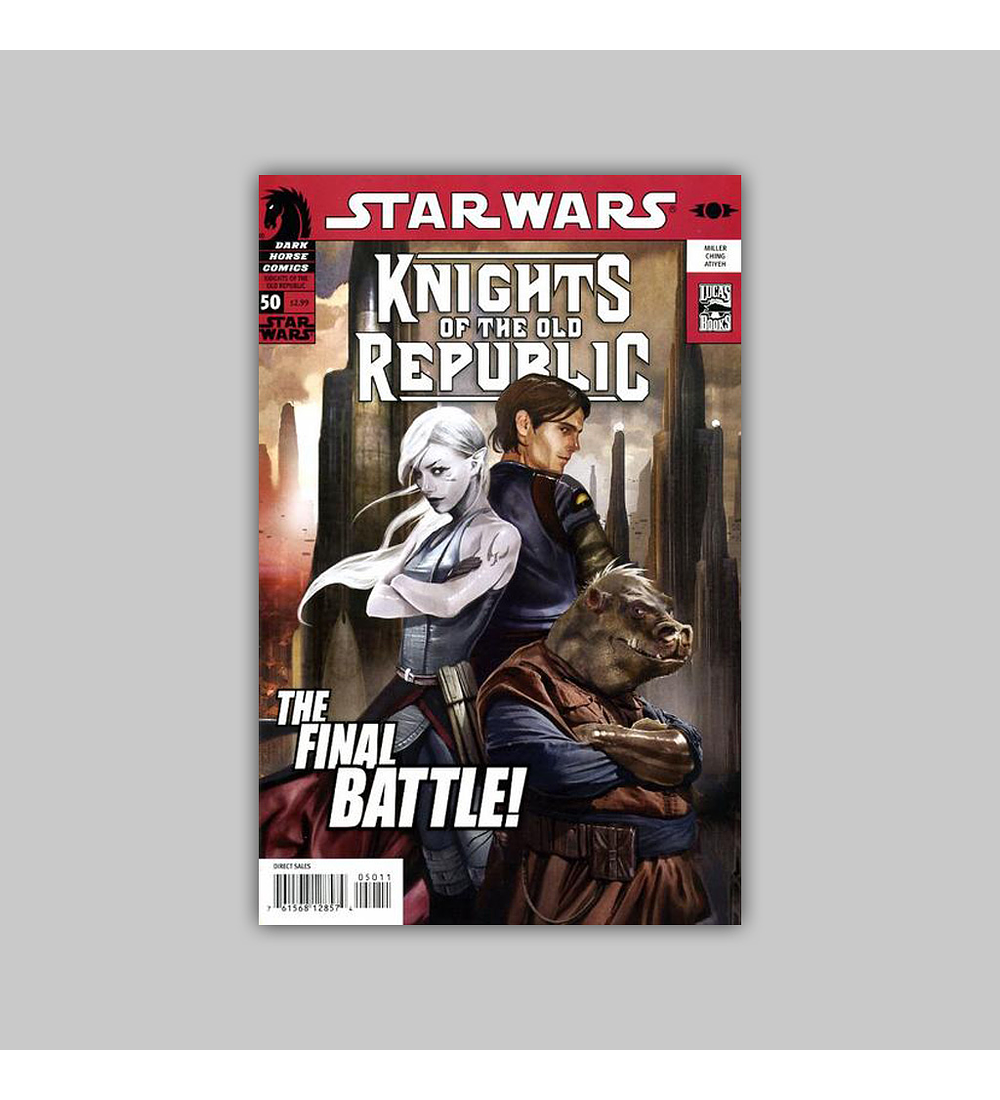 Star Wars: Knights of the Old Republic 50 2010