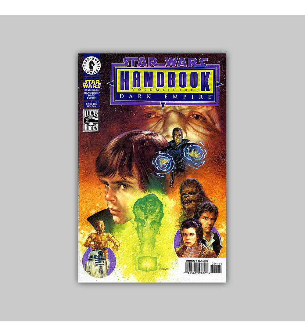 Star Wars Handbook Volume Three: Dark Empire 2000