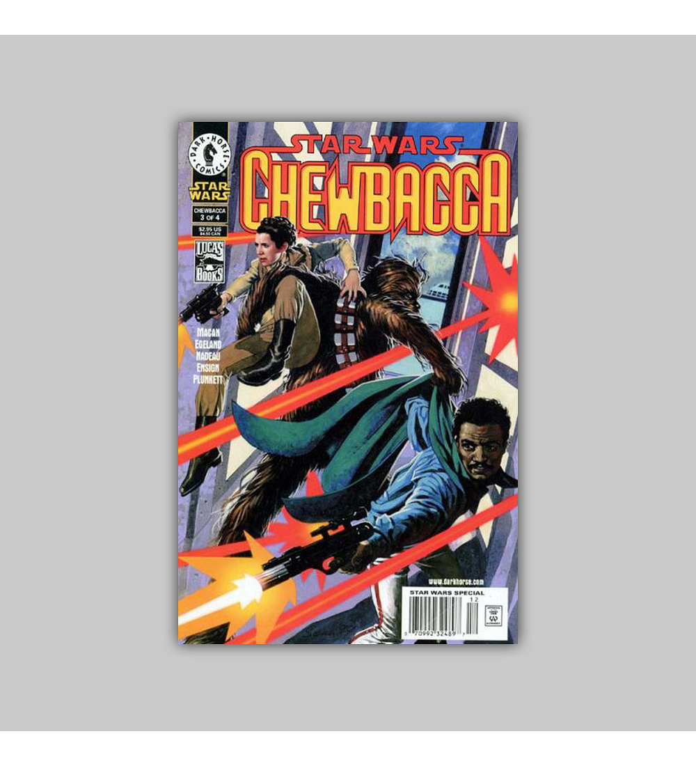 Star Wars: Chewbacca 3 2000