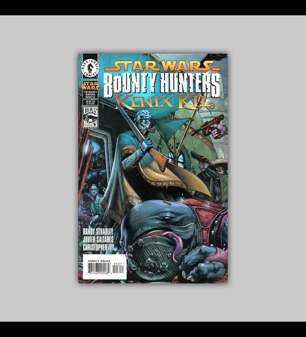 Star Wars: The Bounty Hunters - Kenix Kil 1999