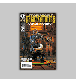 Star Wars: The Bounty Hunters - Scoundrel's Wages 1999