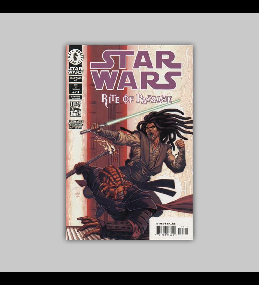 Star Wars 45 2002