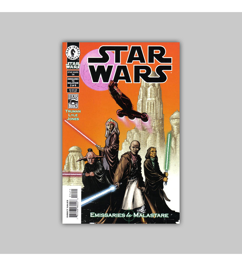 Star Wars 14 2000