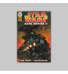 Star Wars: Dark Empire II 2 1995