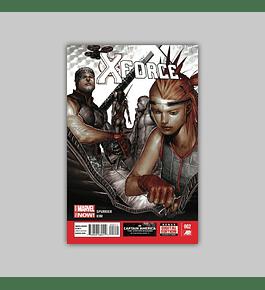 X-Force (Vol. 3) 2 2014