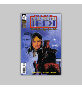 Star Wars: Tales of the Jedi - The Golden Age of the Sith 3 1996