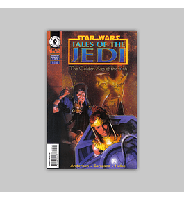 Star Wars: Tales of the Jedi - The Golden Age of the Sith 5 1997