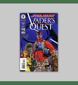 Star Wars: Vader's Quest 3 1999