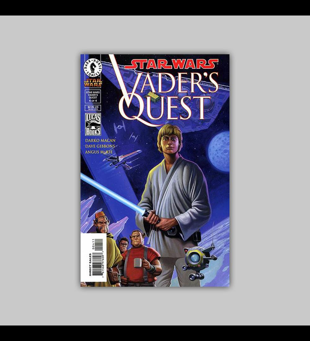 Star Wars: Vader's Quest 4 1999