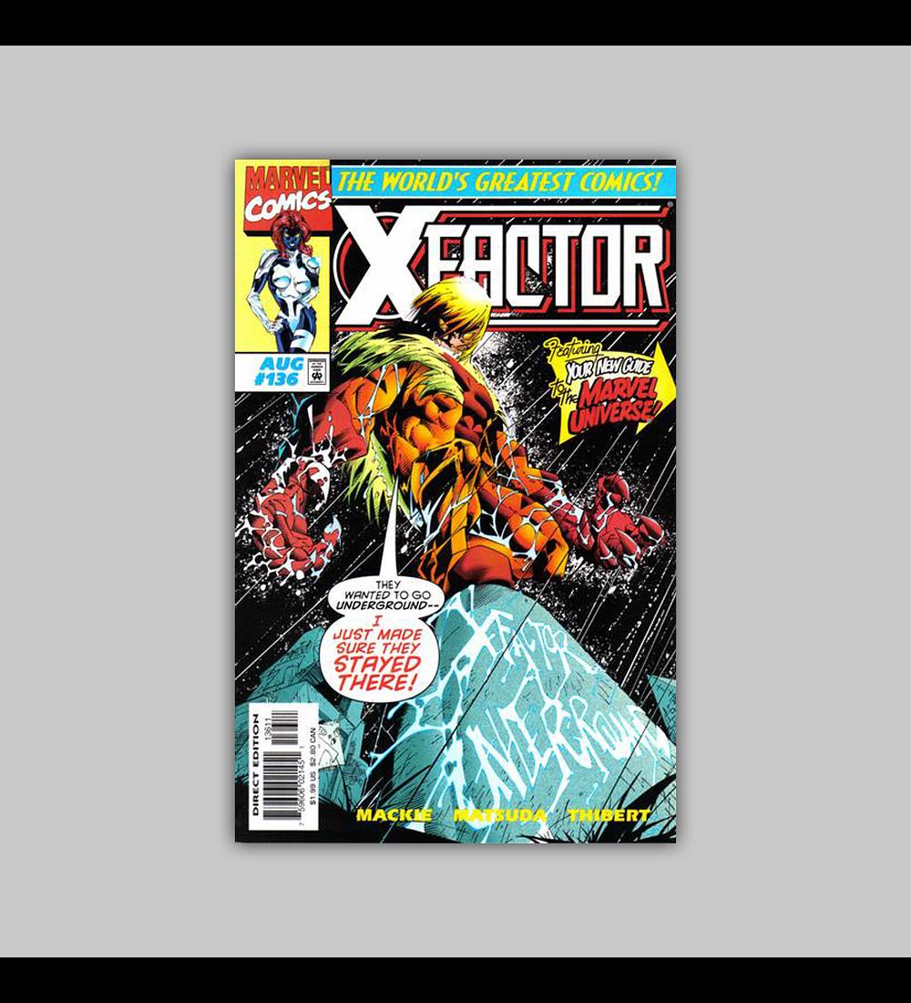 X-Factor 136 1997