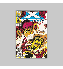 X-Factor 82 1992
