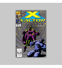 X-Factor 55 1990