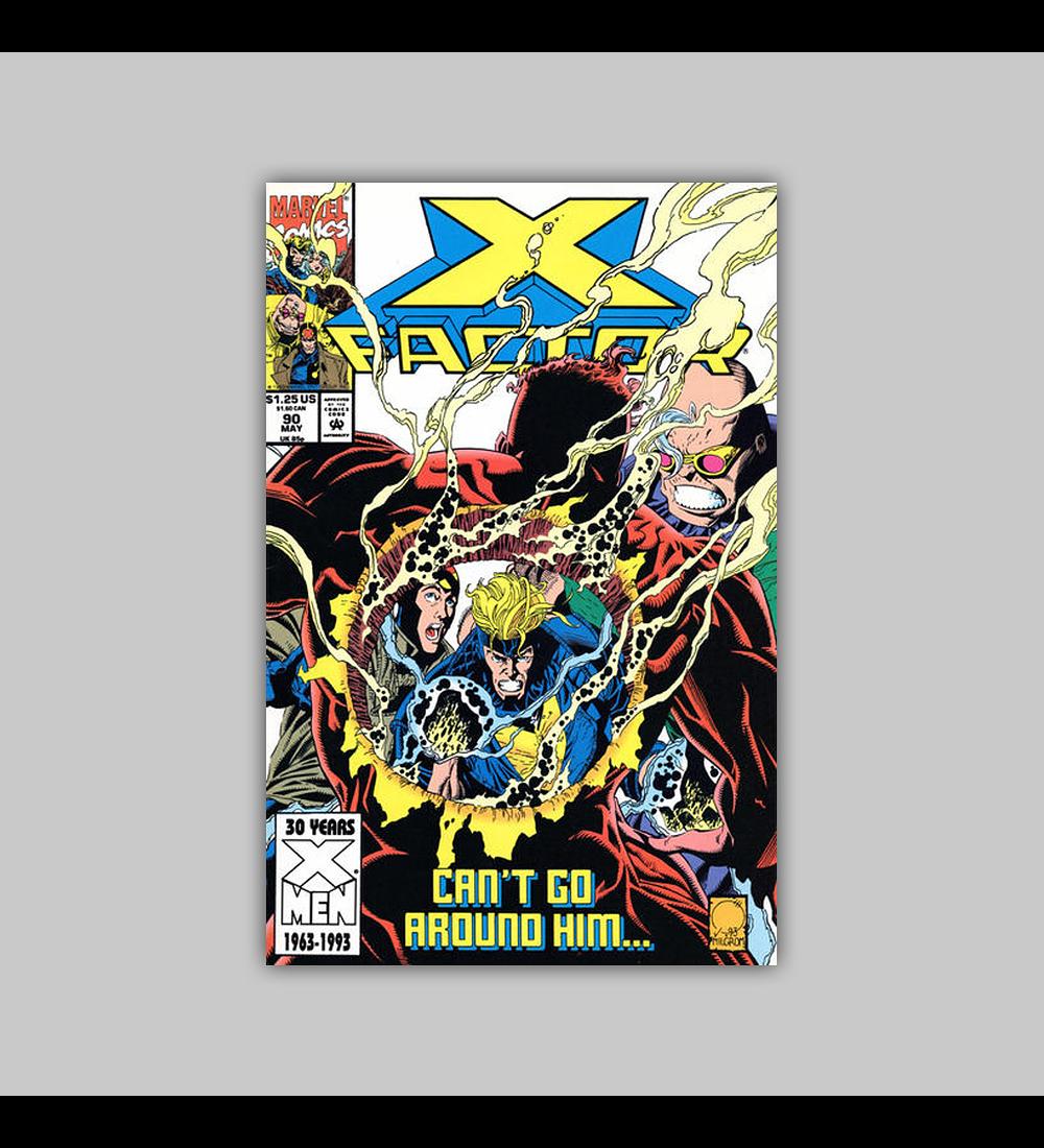 X-Factor 90 1993