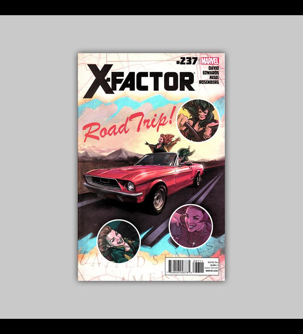 X-Factor 237 2012