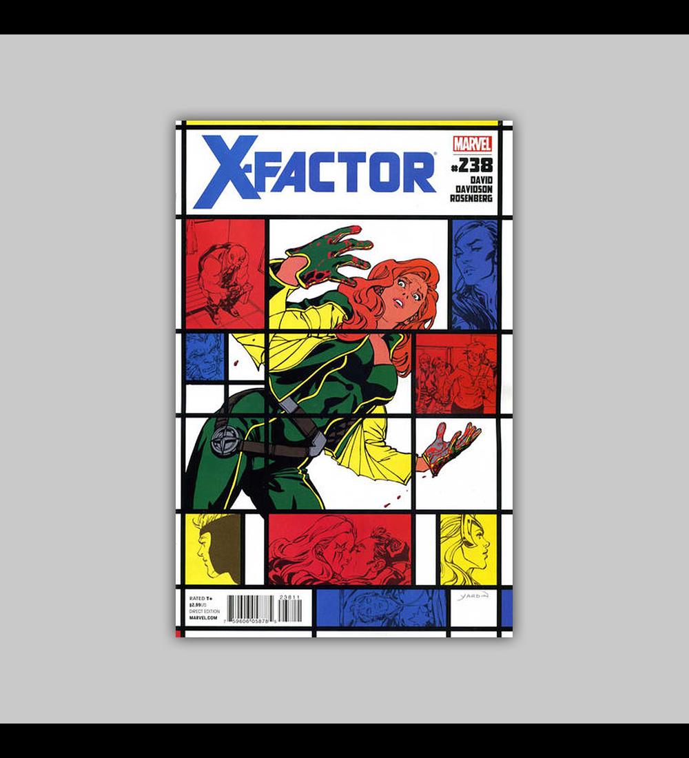 X-Factor 238 2012