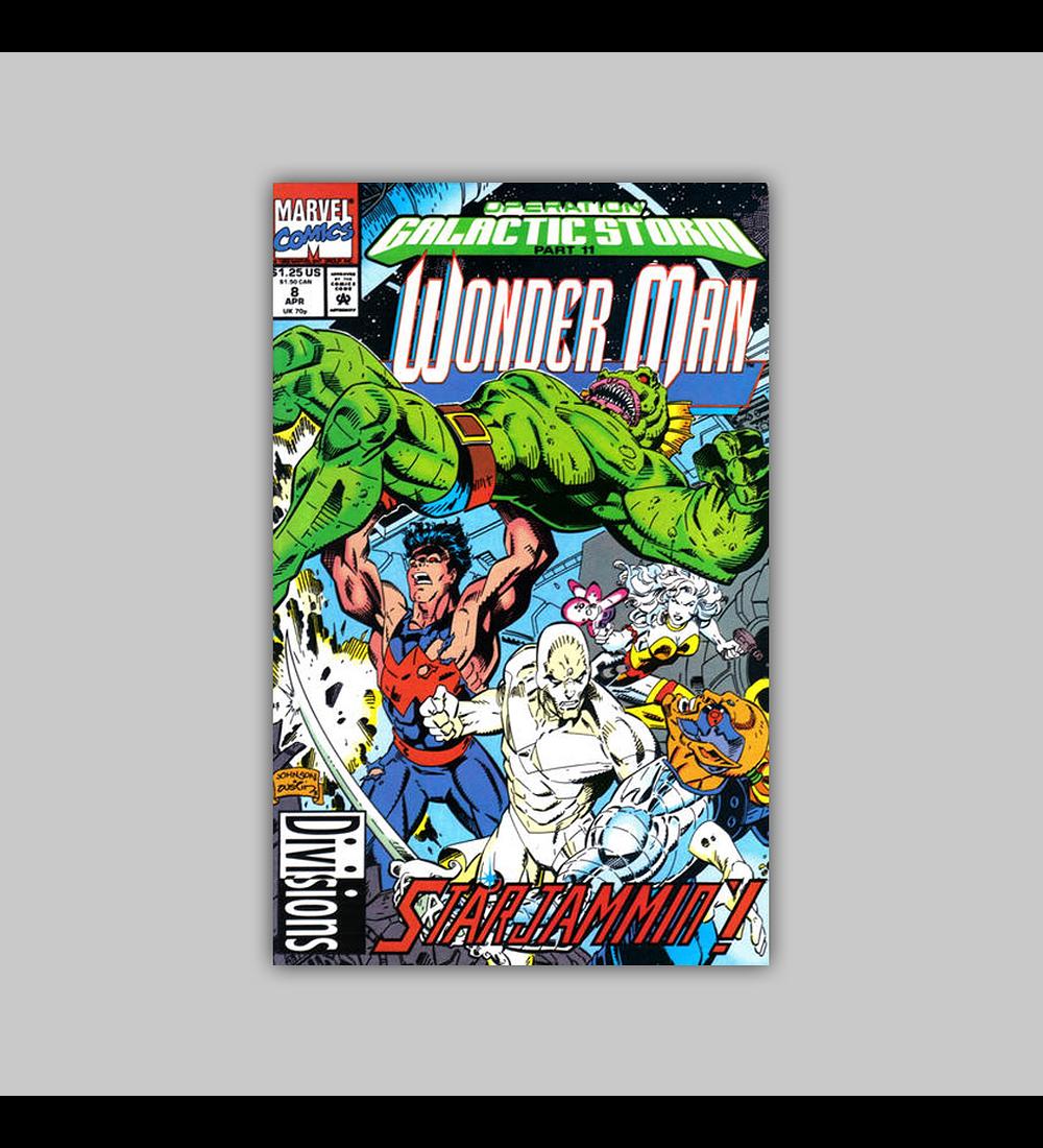 Wonder Man 8 1992