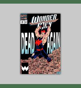 Wonder Man 10 1992