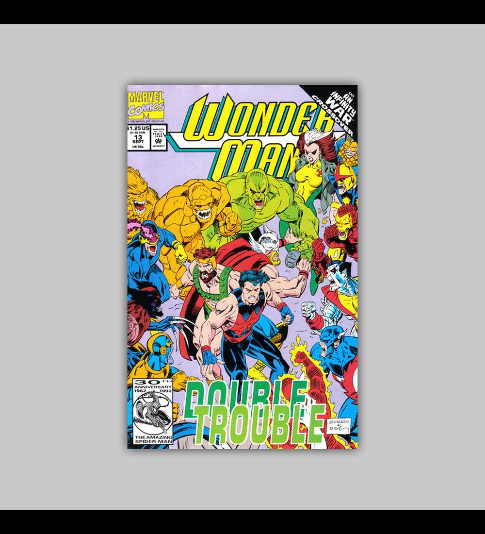Wonder Man 13 1992