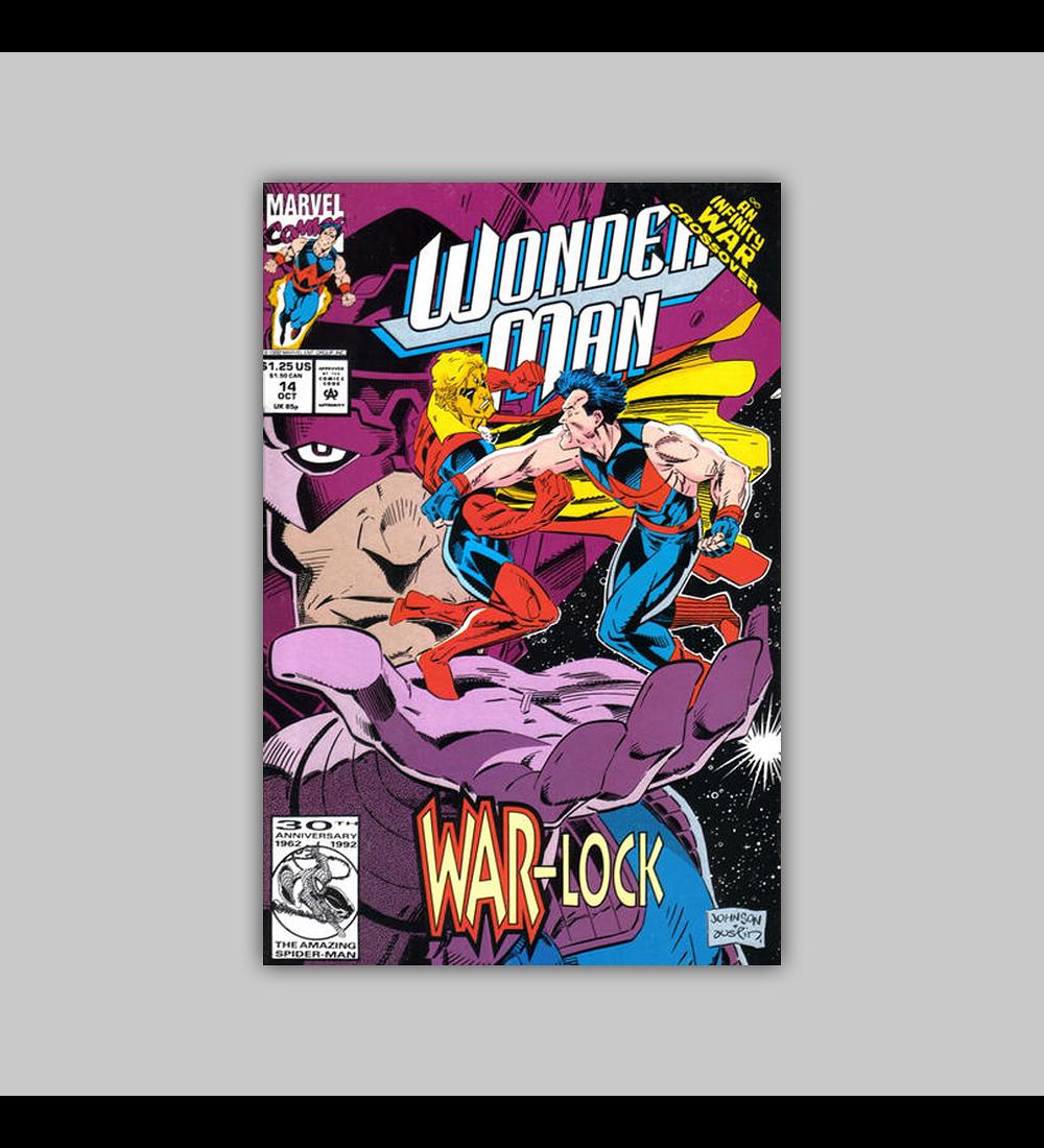 Wonder Man 14 1992