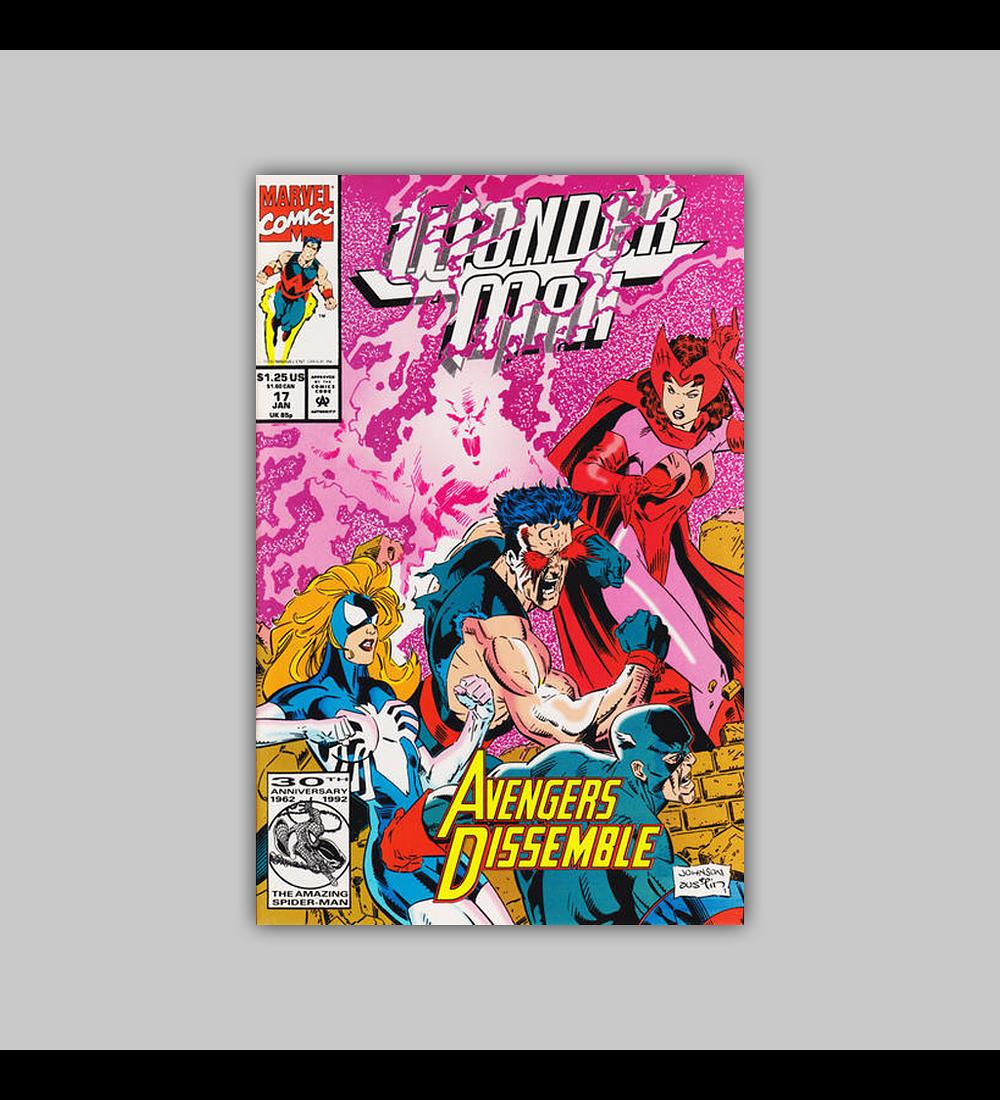 Wonder Man 17 1993