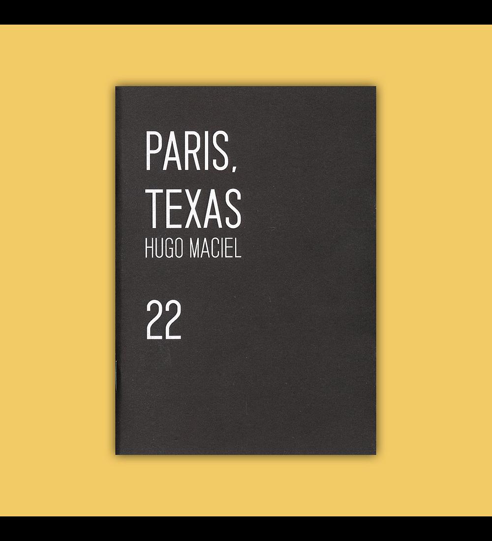 O Filme da Minha Vida Vol. 22: Paris, Texas 2018