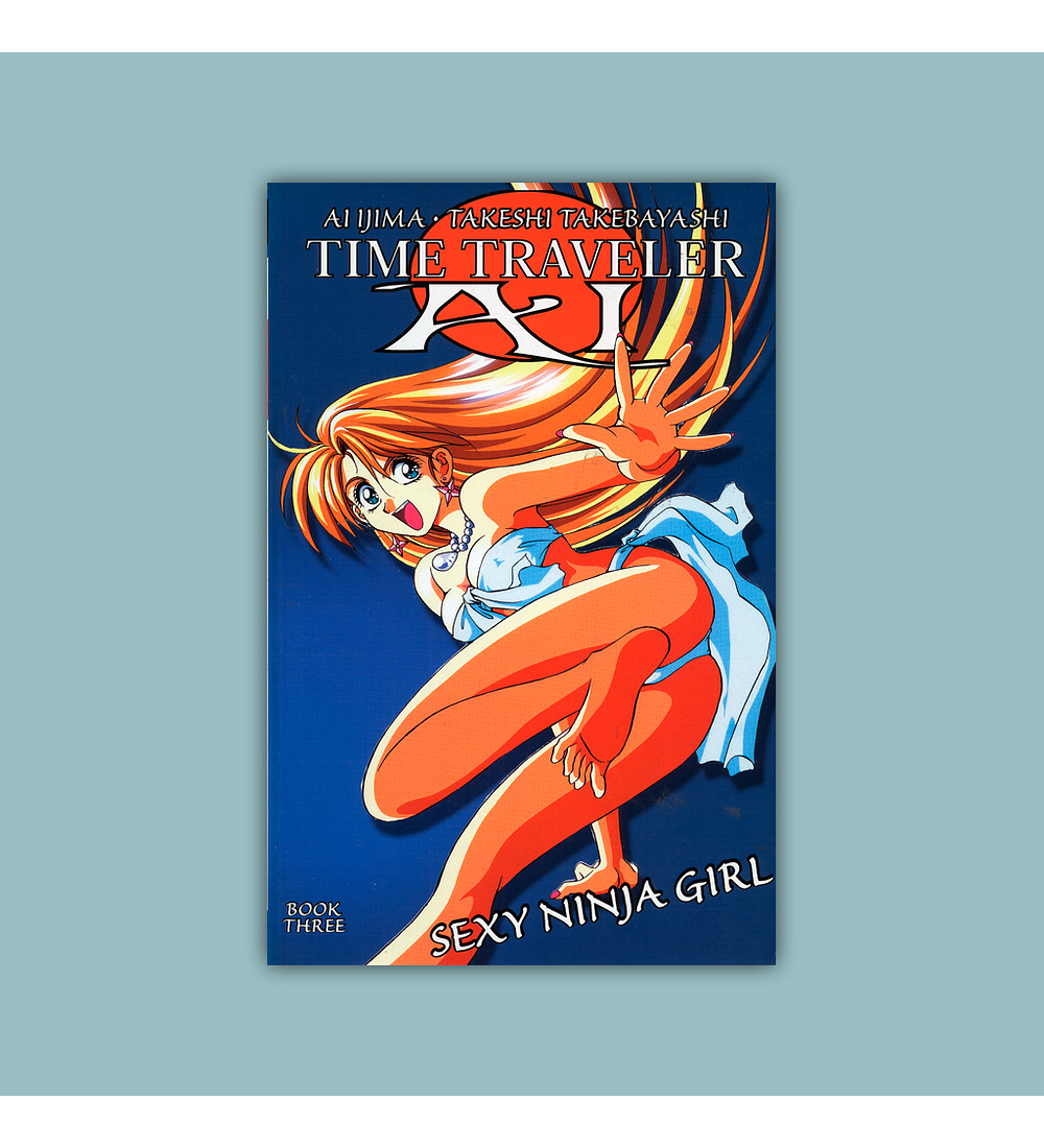 Time Traveler Ai Book Three: Sexy Ninja Girl 2002