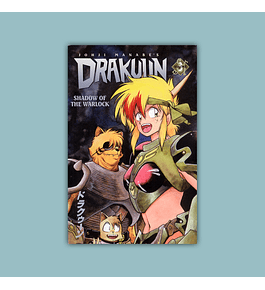 Drakuun Vol. 03: Shadow of the Warlock 1999