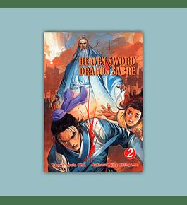 Heaven Sword & Dragon Sabre Vol. 02 2002