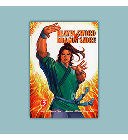 Heaven Sword & Dragon Sabre Vol. 03 2002