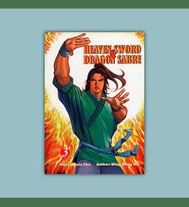 Heaven Sword & Dragon Sabre Vol. 03 2002
