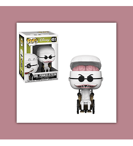 Pop! Nightmare Before Christmas Vinyl Figure: Dr. Finkelstein