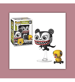 Pop! Nightmare Before Christmas Vinyl Figure: Vampire Teddy with Duc