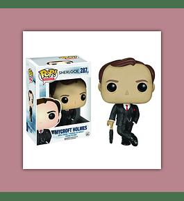 Pop! Sherlock Holmes Vinyl Figure: Mycroft Holmes