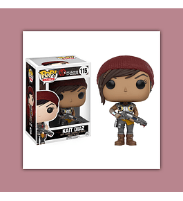 130008 Pop! Gears of Wars Vinyl Figure: Kait Diaz