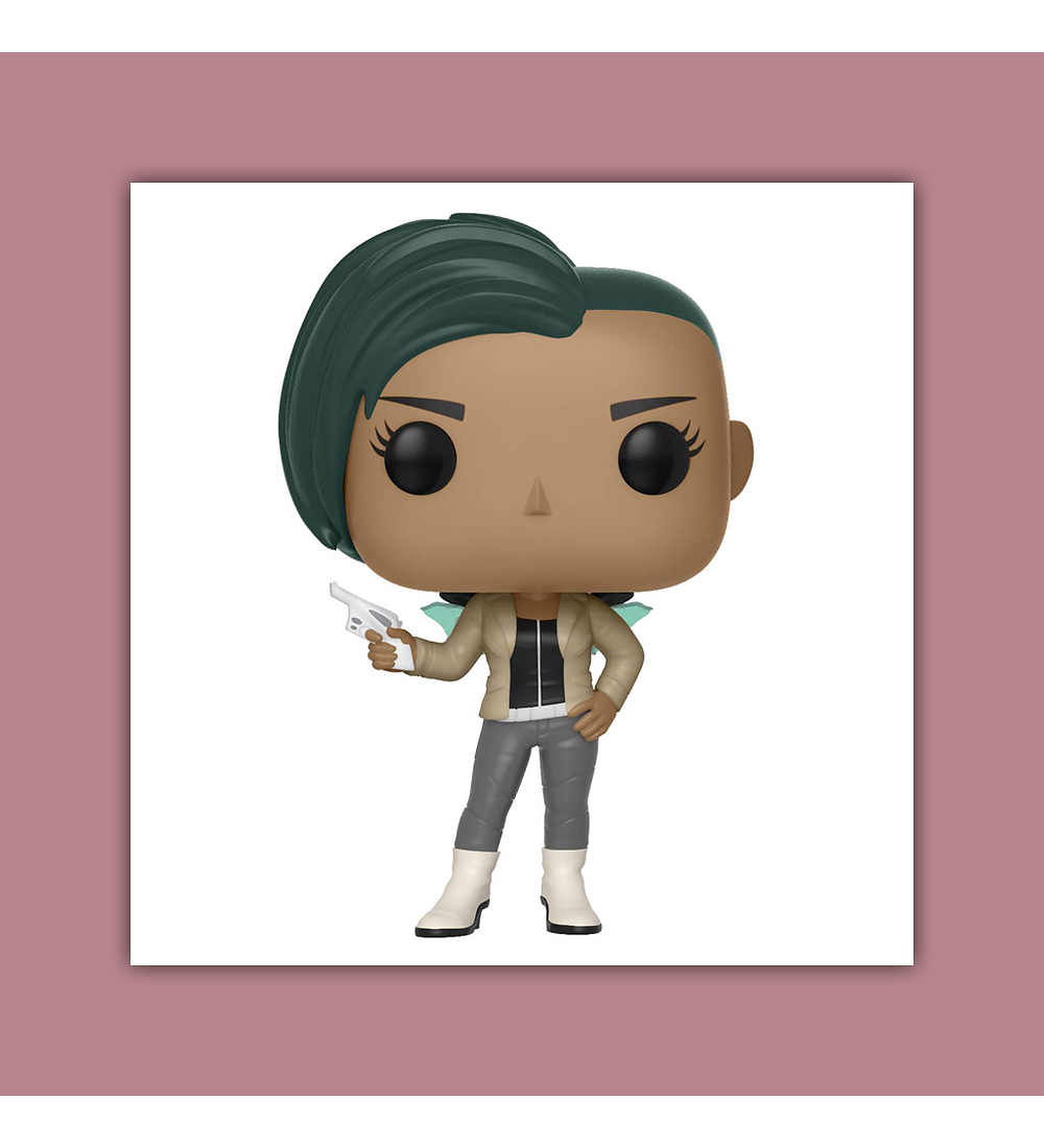 Pop! Saga Vinyl Figure: Alana with Gun